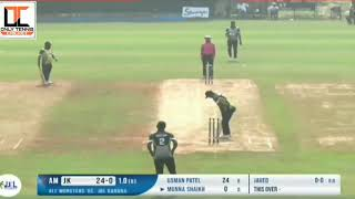 Munna shaikh batting in mumbai big bash league 2020 || Munna shaikh batting #onlytenniscricket #OTC
