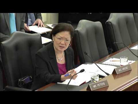 Senator Hirono Advocates for Small Business Innovation
