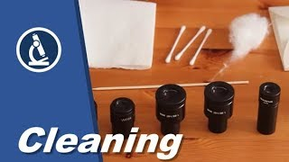 Cleaning Microscope Eyepieces