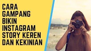Instagram Marketing: Cara Praktis Bikin Instagram Story Keren dan Menarik