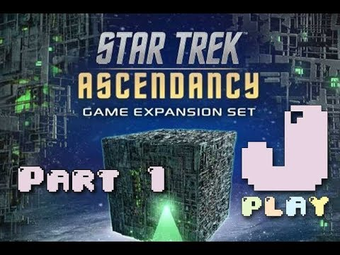 jPlay plays Star Trek: Ascendancy Borg Assimilation - EP1