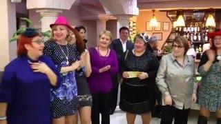 Людмила Танасьев выиграла вуалетку из коллекции Натальи Рогаткиной