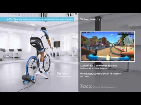 Tacx I Vortex Review DE (T2400) 基礎訓練台