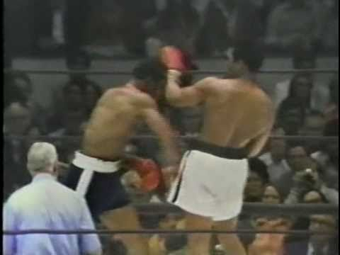 Muhammad Ali vs Ken Norton I - March 31, 1973 - Entire fight - Rounds 1 - 12 & Interviews