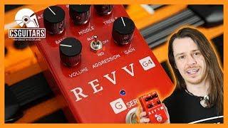 High Gain Red Alert | Revv G4