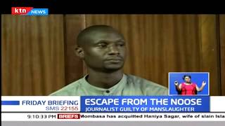 Former journalist Moses Dola found guilty of manslaughter