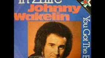 Johnny Wakelin - In Zaire (Full Song)