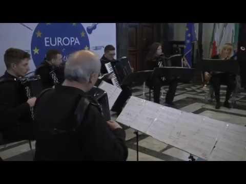 Servizio Tls sul primo appuntamento di Europa e Musica