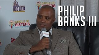 Philip Banks III Talks Better Police Presence In The Community + Reforming Police Safety