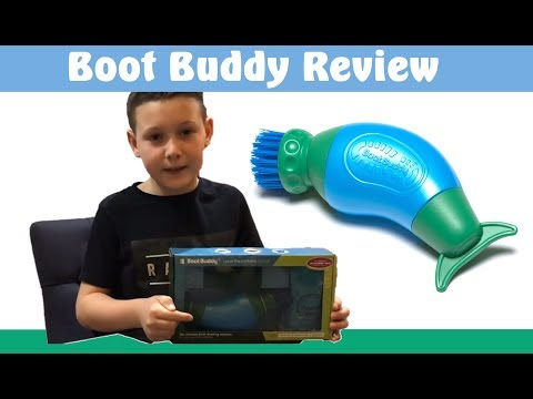 Boot Buddy Gift Pack Unboxing & Review | How to clean Football Boots / Soccer Cleats with Boot Buddy