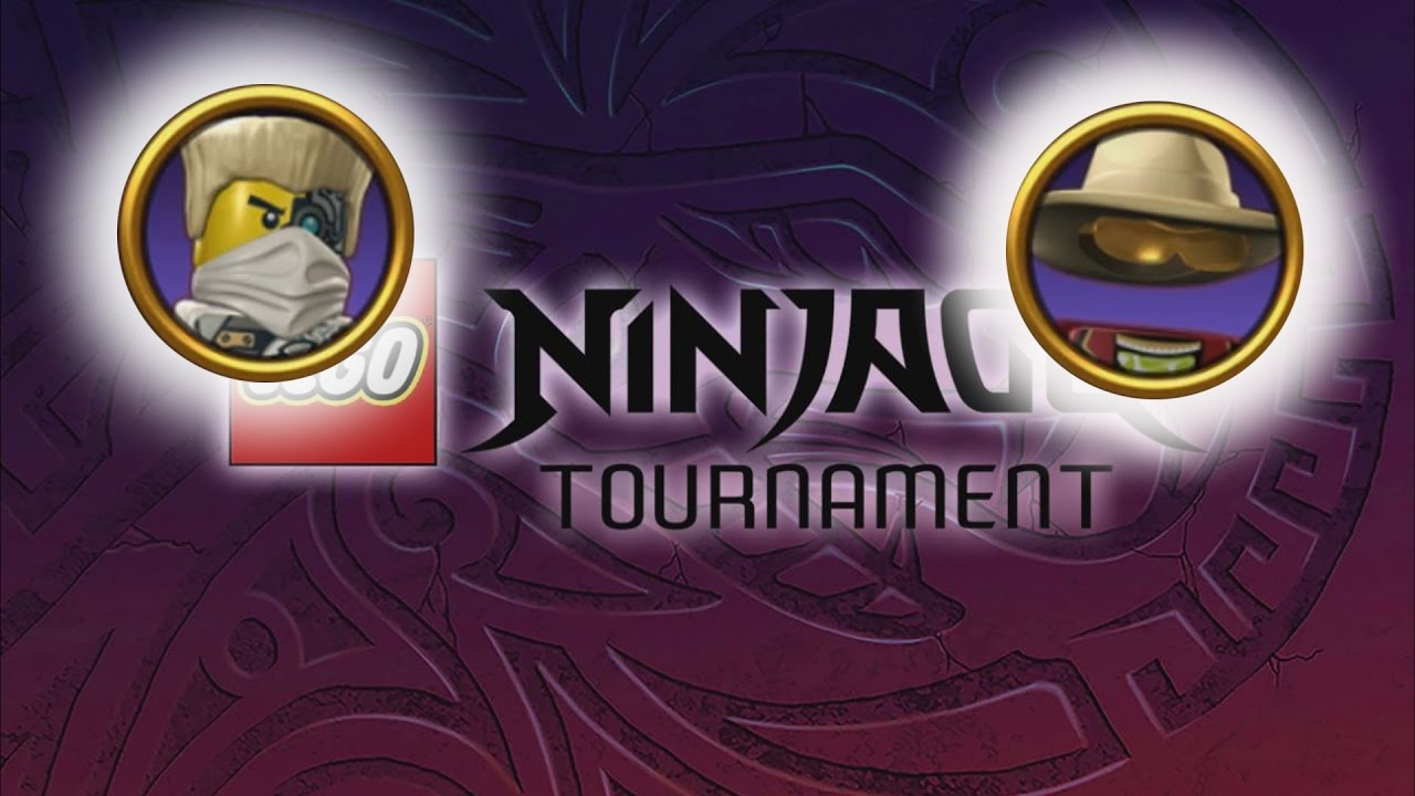 LEGO Ninjago Tournament – Paleman and Zane (Battle Damaged) gameplay character (ios, android)