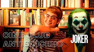 Cine Club Silvestri anti suicidio. The joker de Todd Phillips