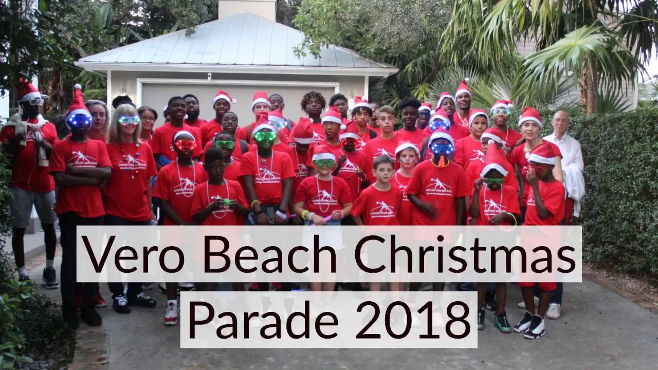 Christmas Parade Vero Beach 2020 Crossover at the 2018 Vero Beach Christmas Parade | Crossover Mission