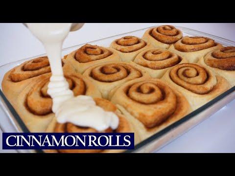 Fluffiest Cinnamon Rolls-Easy Recipe