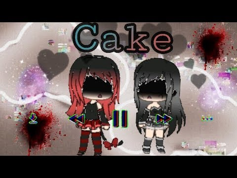 Melanie Martinez-cake (GachaVerse)