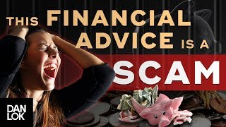 You Will Be Poor If You Do This - Bad Financial Advice