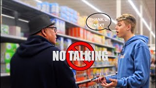 SINGING TO STRANGERS w Carson Lueders *no talking* | Christian Lalama