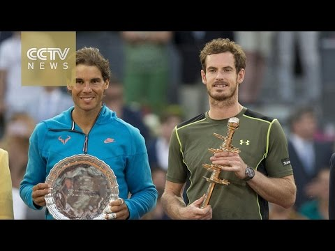 Andy Murray beats clay king Nadal to win Madrid Masters