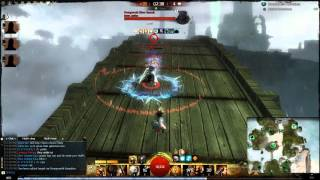 Guild wars 2 Hadi the Edgemaster vs X Amount