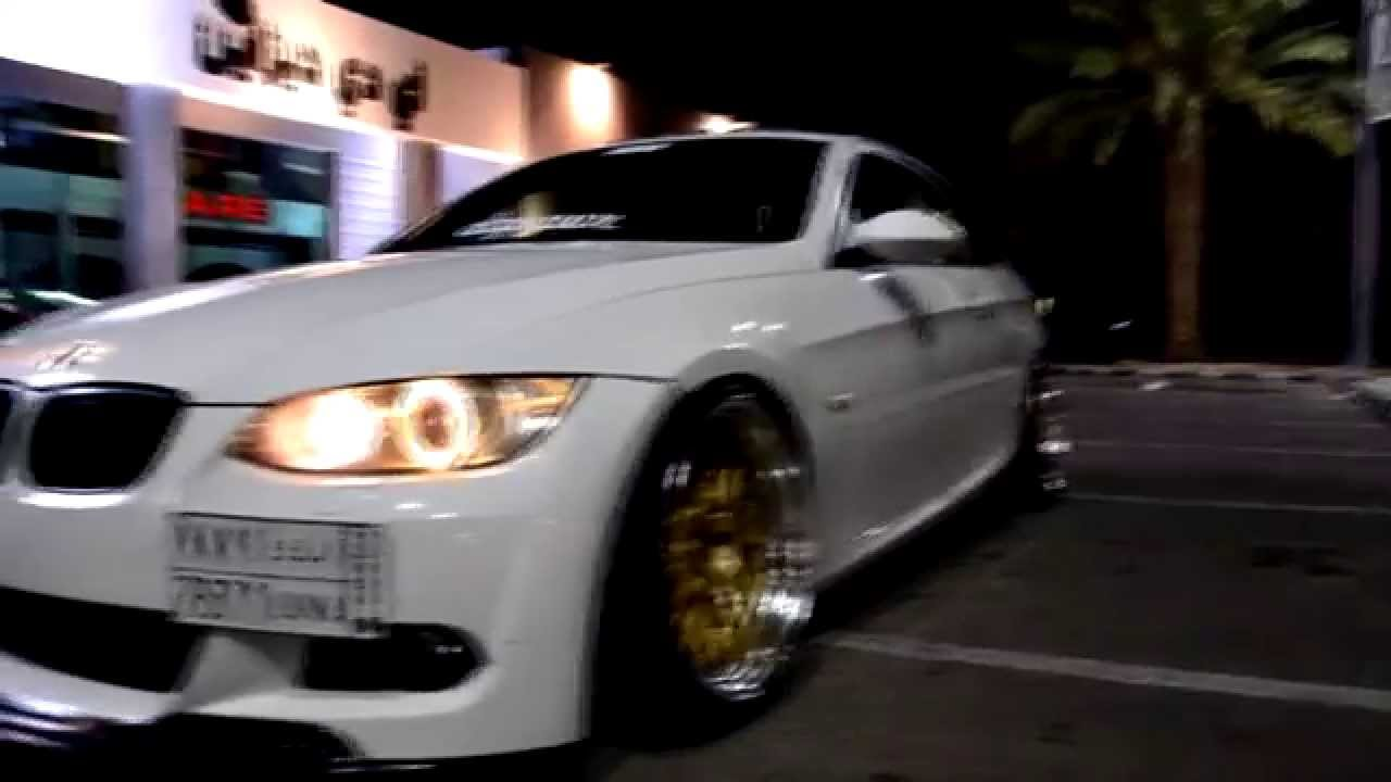 Bmw E92 Slammed Youtube