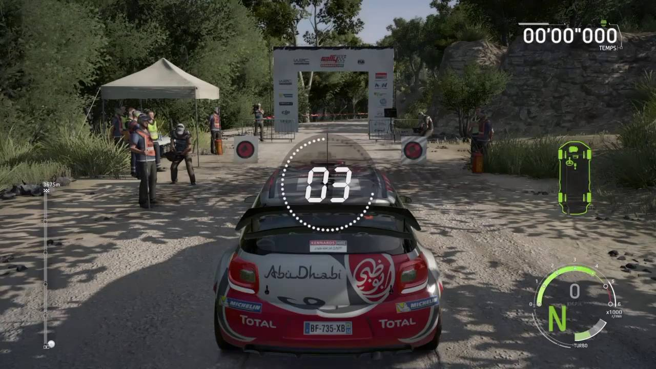 wrc 6 ps4 final gameplay citroen ds3 vw polo wrc youtube. Black Bedroom Furniture Sets. Home Design Ideas