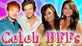Celebrity bffs ~ harry styles & ed sheeran, selena gomez demi lovato and bff diy!