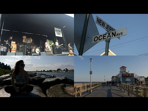 ✧ New Jersey Adventures! | Warped Tour + Staying at Banca's✧