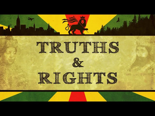 Truths & Rights (70s 80s Roots Reggae Vinyl)