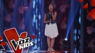 Yenifer canta Brindis – Audiciones a Ciegas | La Voz Kids Colombia 2019