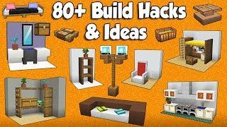 80  Minecraft Build Hacks And Ideas