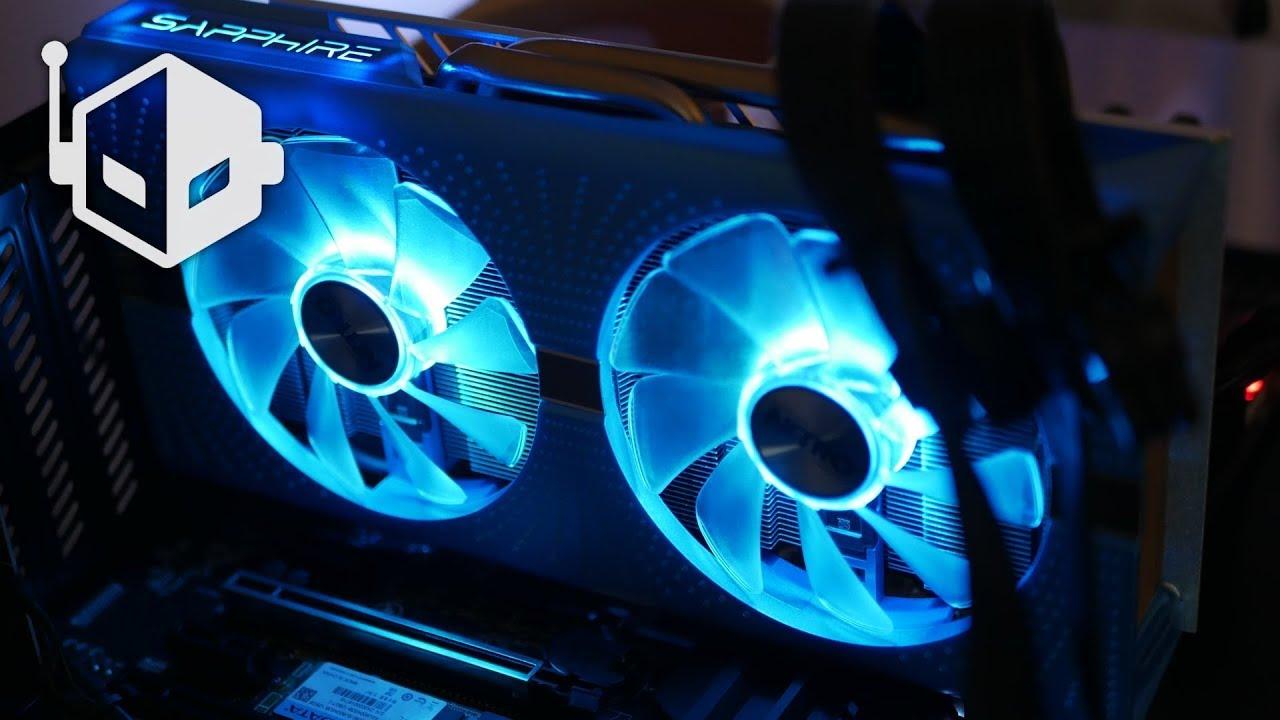 Sapphire Nitro Rx 590 Undervolting Explored Youtube