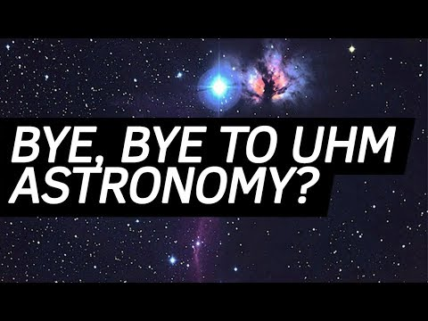 Bill Aims to Move Astronomy Institute to UH Hilo