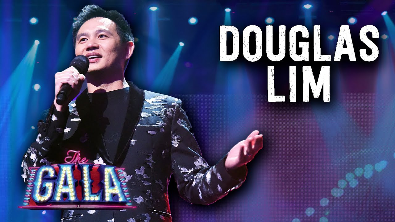 Douglas Lim - Melbourne International Comedy Festival Gala 2018