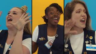The Walmart Shuffle Music Video | SparkAppella feat. New Cupid