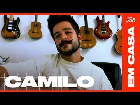 CAMILO – Favorito (Acústico)   Filtr Em Casa