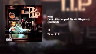 Hurt (feat. Alfamega & Busta Rhymes) (Explicit)