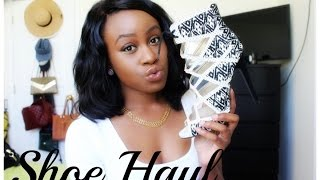 Shoe Haul (Lola Shoetique, JustFab, and More)