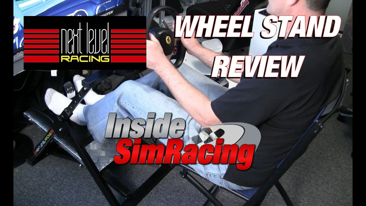 Next Level Racing Wheel Stand Review By Inside Sim Youtube Pagnian Floormat