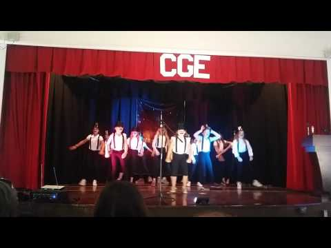 Coconut Grove Elementary School-French Show 2017