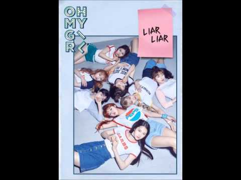 OH MY GIRL - B612 (OFFICIAL AUDIO)