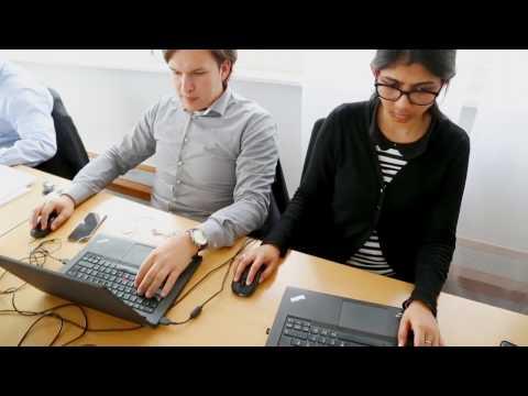 Blick hinter die Kulissen: Deloitte Analytics Institute - Expertenzentrum für Analytics in Berlin