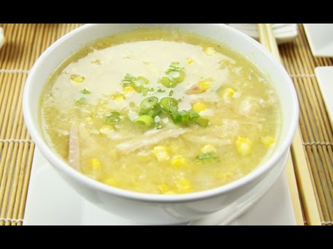Chicken and corn soup one pot chef youtube ccuart Choice Image