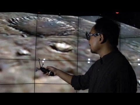 Star Trek-style 3D holodeck becomes reality