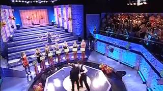 Costi Ionita la Te Pui cu Blondele ( 30 Decembrie 2011 ) Antena 1