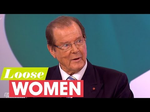 Roger Moore On All Things Bond  Loose Women