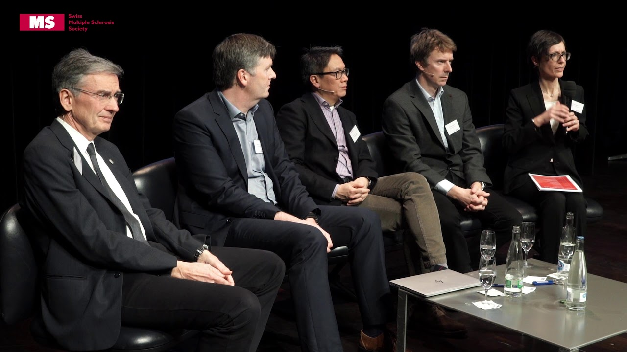 21st State of the Art Symposium – Podium Discussion on MS Treatment: The Challenges ahead!