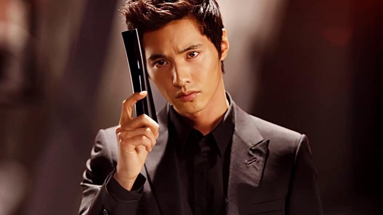 The best actors in korea Won Bin - YouTube