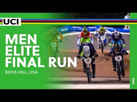 2017 UCI BMX World Championships – Men Elite Final Run / Rock Hill, USA