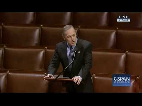 Congressman Andy Biggs Introduces Himself to Congress