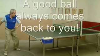 tenis meja pelatihan